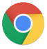 The app icon for the Chrome browser